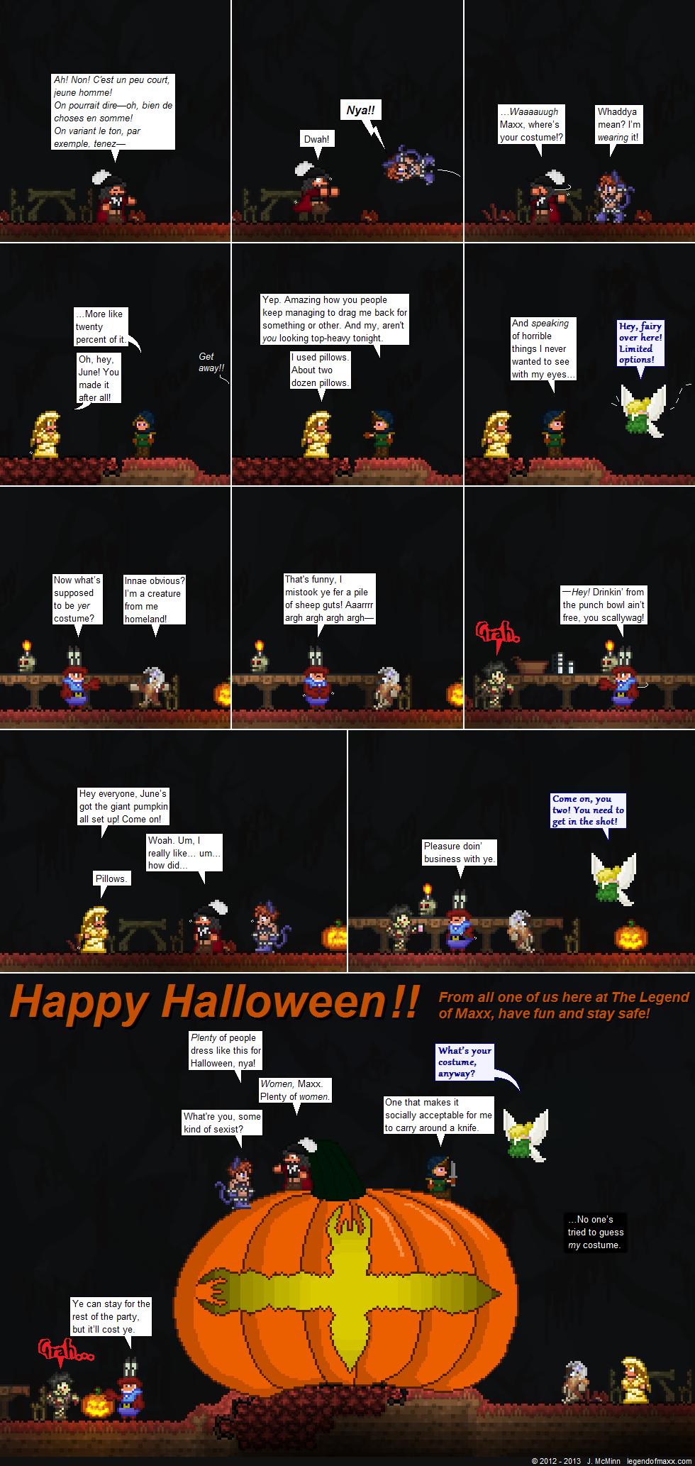 Halloween 2013!